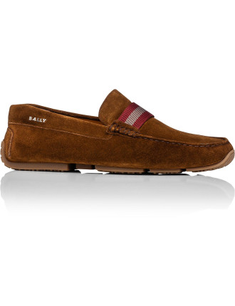 Pilot Suede Driving Shoe