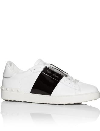 Open Low-Top Sneaker