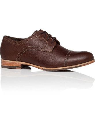 M Castleton Cap Toe Derby