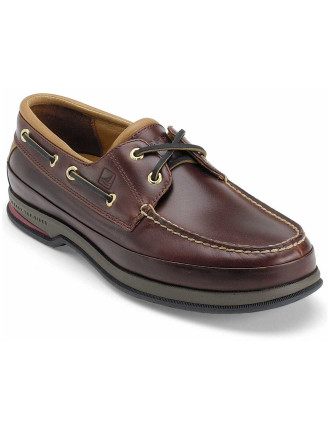 Gold Cup 2 Eye Boat Shoe