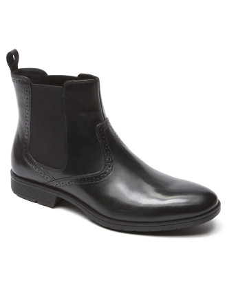 Total Motion Ps Leather Dress Chelsea Boot