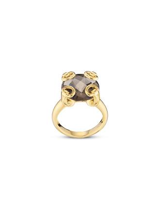 Horsebit Collection Ring