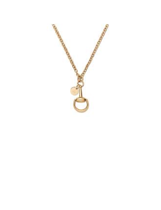 Horsebit Collection Necklace