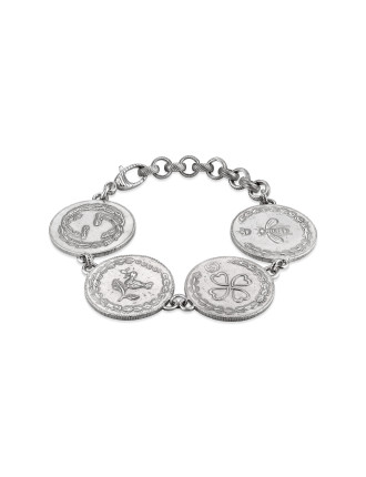 Gucci Coin Collection Bracelet