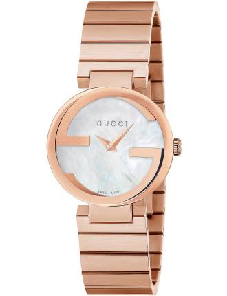 Interlockng Collection Timepiece