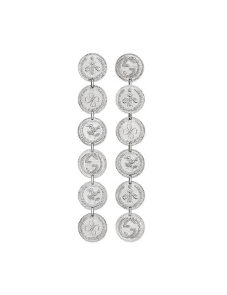 Gucci Coin Collection Earrings