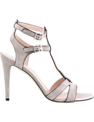 Camden High Double Ankle Strap Sandal