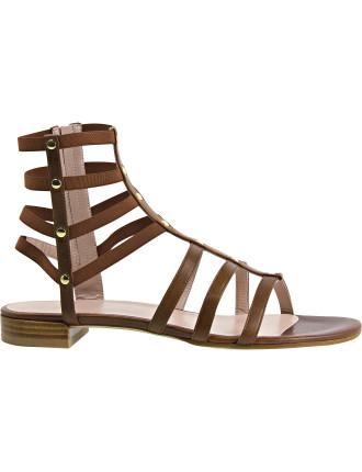 Ceasar Short Gladiator Sandal