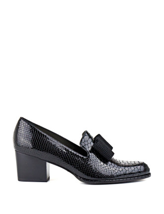 Atabowmid Soutache Bow Loafer