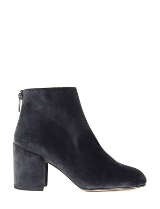 Bacari Block Heel Ankle Boot