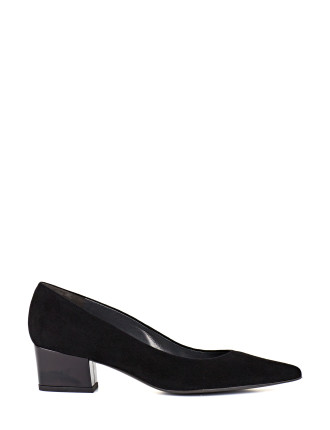 Largo Mid Heel Pump