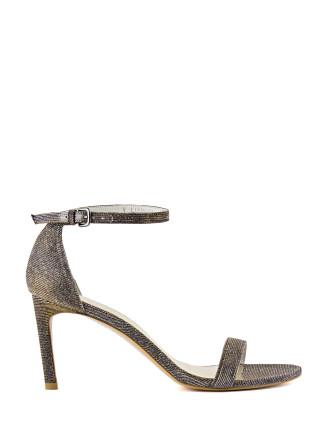 Nunakedstraight Mid Heel Ankle Strap Sandal