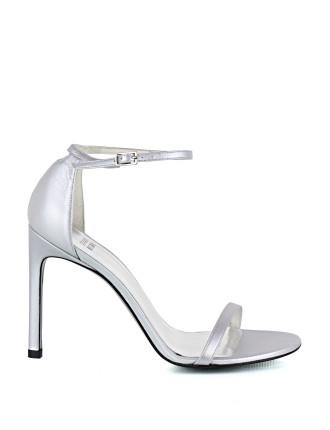 Nudistsong High Heel Ankle Strap Sandal