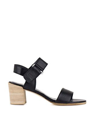Radio Block Heel Sandal