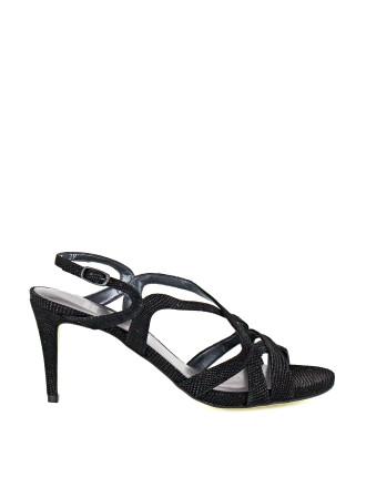 Axis Mid Heel Sandal