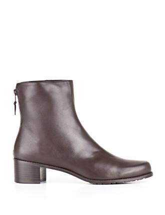 Apollo Heeled Ankle Boot