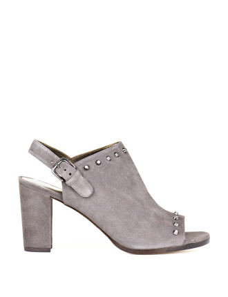 Commodor Open Toe Bootie