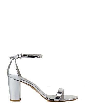 Nearlynude Block Heel Sandal