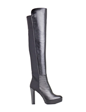 Strong5050 Over The Knee Platform Boot