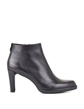 Afterall Ankle Boot On A Small Platform