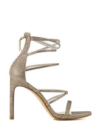 Myex Slim Strappy Sandal