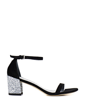 Simplemid Block Heel Sandal