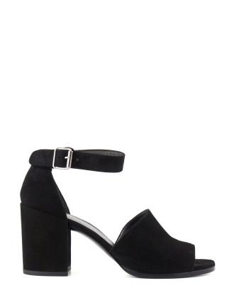 Sohogal Block Heel Sandal
