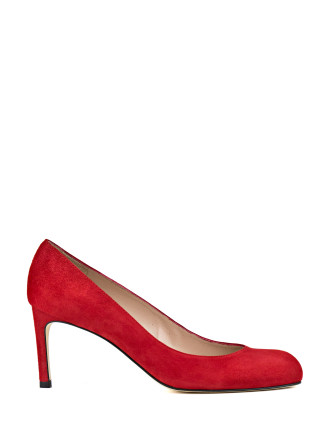 Moody Classic Round Toe Pump