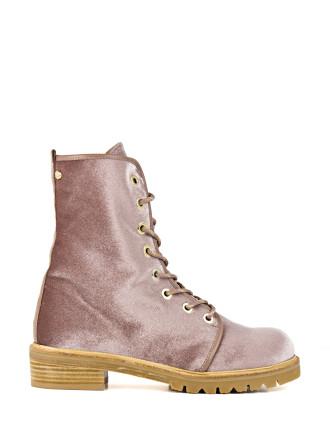 Metermaid Luxe Combat Boots