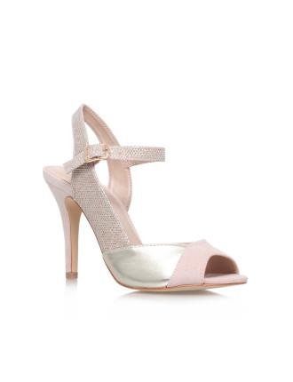 Carvela Lou Nude Sandal