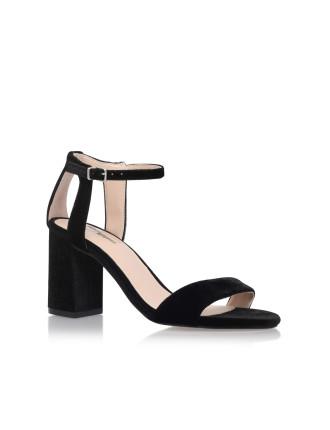Carvela Gigi Black Sandal