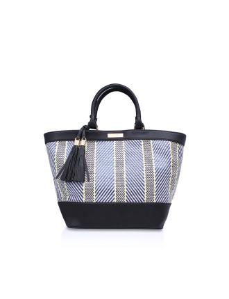 Carvela Penelope Weave Shop Black