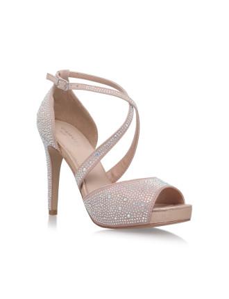 Carvela Larna Nude Sandal