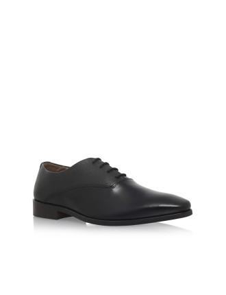 Barkar Black Lace Up Shoes