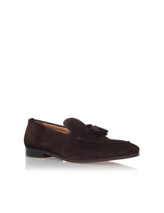 Coleman Brown Loafer Shoes