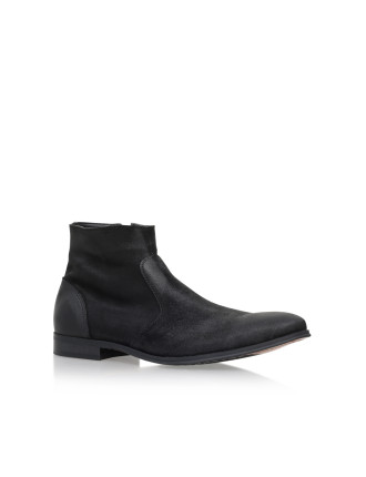 Reece Black Chelsea Boot