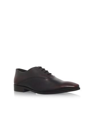 Barkar Wine Lace Up Shoes