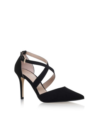 Carvela Kross 2 Black Court