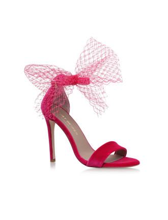 Kurt Geiger London Suzette Fushia High Heel Sandals