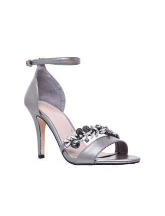 Carvela-Krackle-Gunmetal