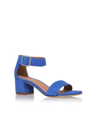 Carvela Shadow Blue