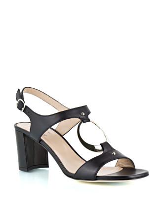 Sorbet Block Heel Sandal