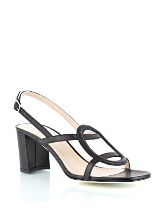 Rayburn Block Heel Sandal