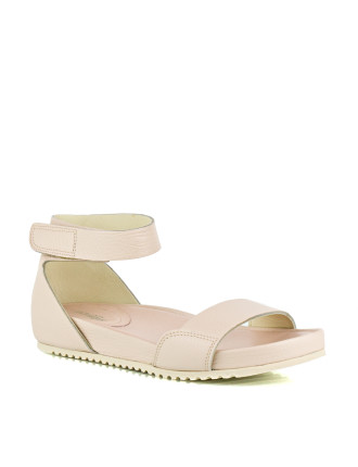 Sneaky Ankle Strap Footbed Sandal