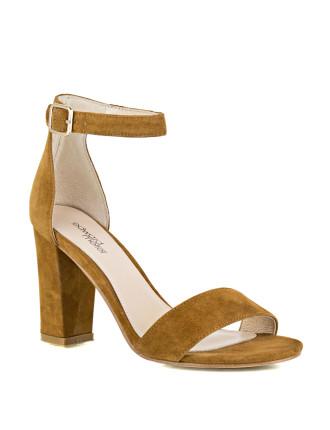 Samaras Block Heeled Sandal