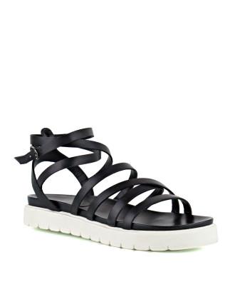 Stradbroke Grecian Platform Sandal