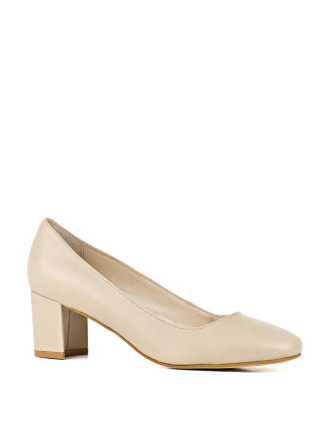 Airlie Low Block Heel Pump