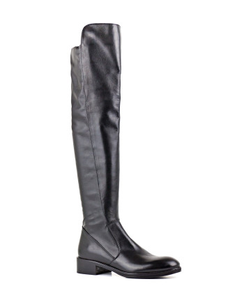 Vector Flat Over The Knee Boot