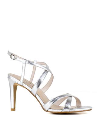 Aisha Strappy Heel Sandal