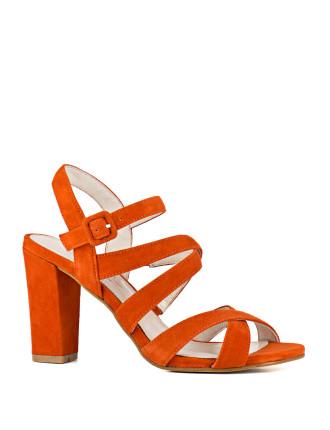 Josie High Heel Strappy Sandal